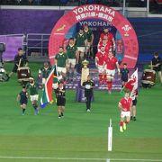 ラグビーワールドカップ準決勝