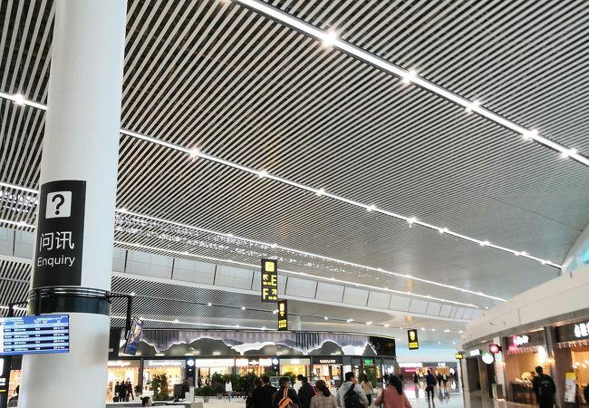 重慶江北国際空港 (CKG)