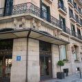 観光に便利な場所にある快適なホテルです
