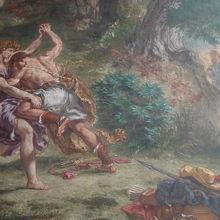 ヤコブと天使の闘い