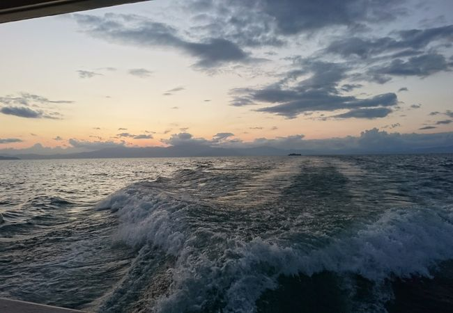 琵琶湖観光船オーミマリン