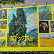7年振りの『糸杉』は照明が素晴らしい「ゴッホ展」