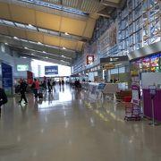 日本海側の空港