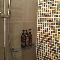 シャワー設備が優れもの!!バスタイムが楽しい!!