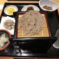そばも天ぷらも美味い!