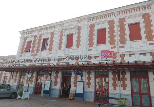 サン ジャン ド リュズ駅