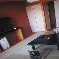 和室12畳の客室でした