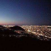 夜景が絶景