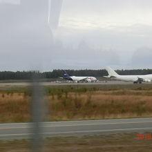 テッドスティーブンス アンカレッジ国際空港 (ANC)