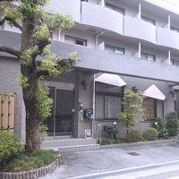 駅の近くではありますが、とても静かな雰囲気のホテルでした。