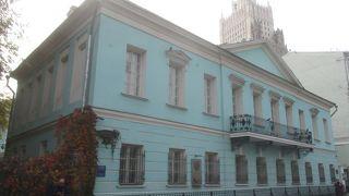 プーシキンの家博物館