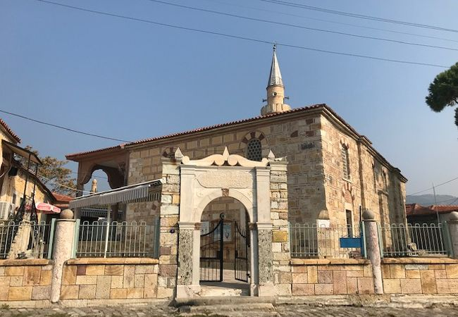 The Fatih Mosque