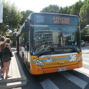 安価で便利な路線バス