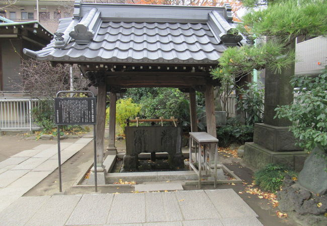 住吉神社水盤舎