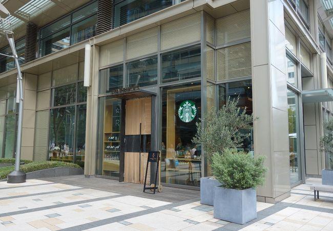 スターバックスコーヒー 東京ミッドタウン店