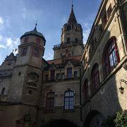 ホーエンツォレルン=ジグマリンゲン家のお城