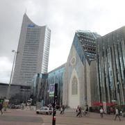 現代風の新しい教会