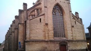 旧修道士小教会