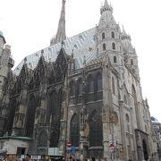 ウィーンの象徴的存在感