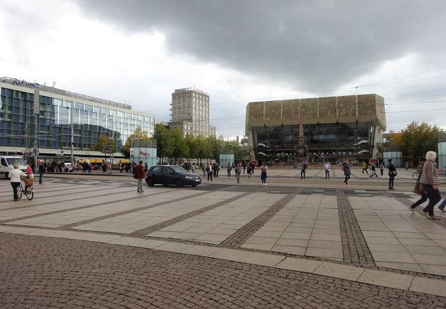 アウグストゥス広場