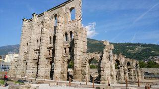 アオスタ ローマ遺跡群