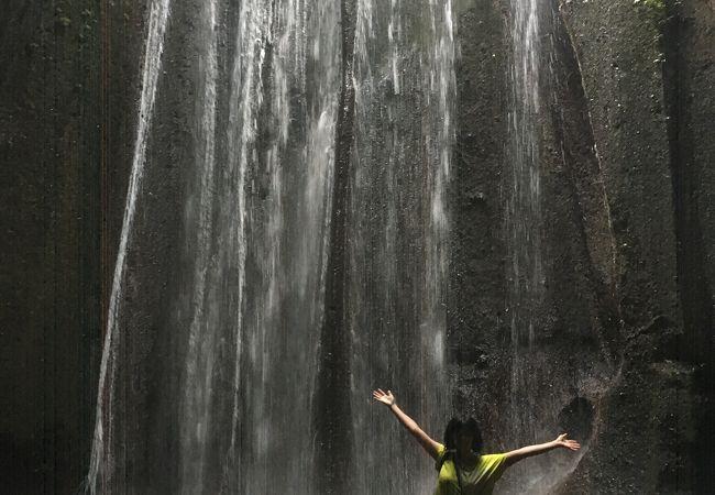 トゥカッ チュプンの滝