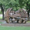 写真:ジークムント フロイト公園