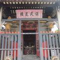 写真:ナーチャ廟