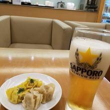 JAL桃園空港ラウンジ