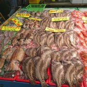 《南知多 豊浜魚ひろば》お魚や安くて新鮮