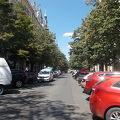 写真:パリ通り