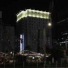 東京駅八重洲口からすぐ