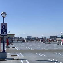 富士山もきれいに見れました。