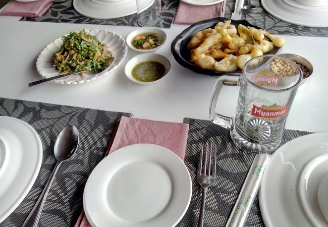 サンセット ガーデン レストラン