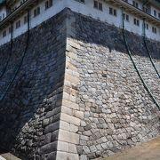 美しい石垣です