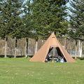 ナウマン公園キャンプ場