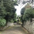 写真:大里の玉石垣