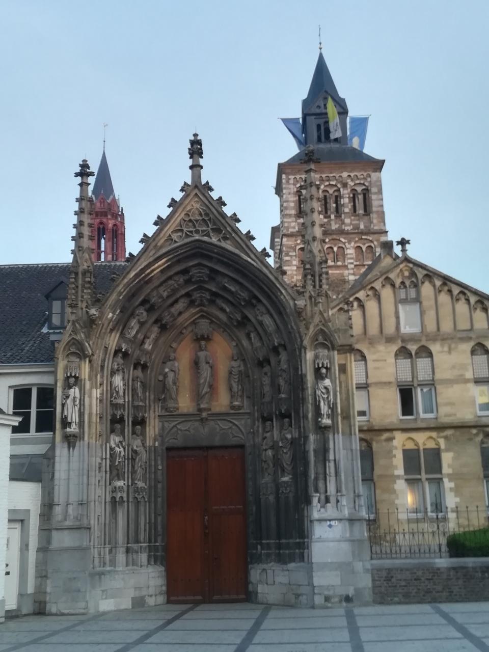 サンクティセルヴァティ礼拝堂