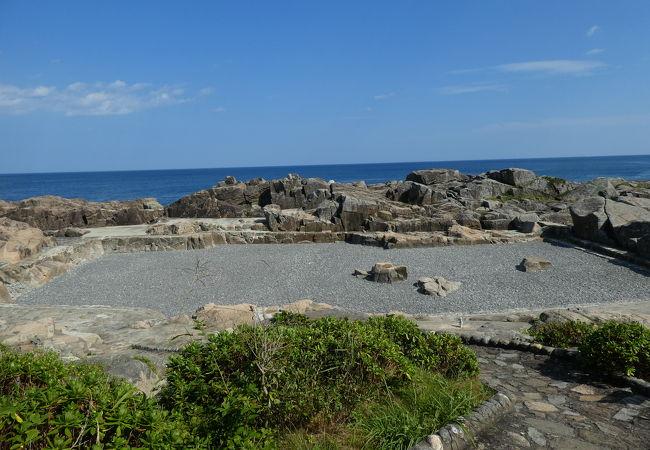 侍浜海水プール