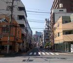 サッカー通り (金花通り / 金花商店会)