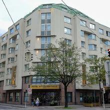 ホテル アム コンツェルトハウス ウィーン Mギャラリー