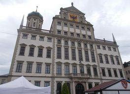 アグスブルク市庁舎