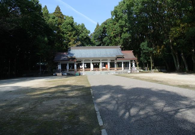 宮崎の護国神社
