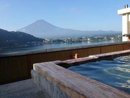 湖楽おんやど富士吟景 写真