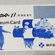再開・神戸市立博物館 ミュージアムカードも再登場
