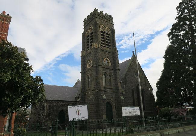 セントピーターズ アングリカン教会