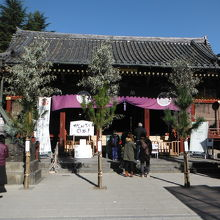 浅草神社(社殿)
