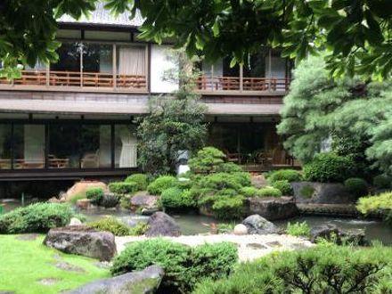 湯田温泉 松田屋ホテル 写真