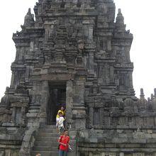 プランバナン寺院遺跡群
