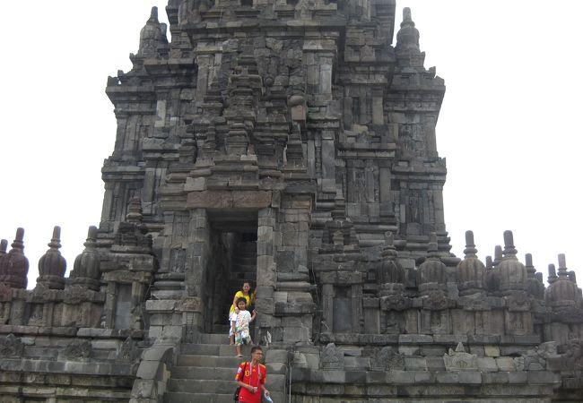 世界遺産のヒンドゥー教寺院群